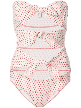 Lisa Marie Fernandez - Tripple Poppy Swimsuit - Women