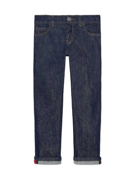 Gucci Kids - Straight Denim Pant - Kids