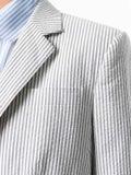 Thom Browne - Striped Short Blazer - Women