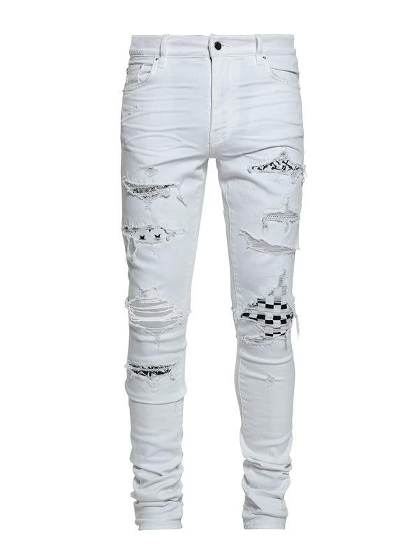 1e7f5d1e89c Art Patch Jeans - MEN | The Webster