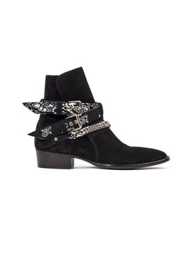 Amiri - Bandana Buckle Boots - Men