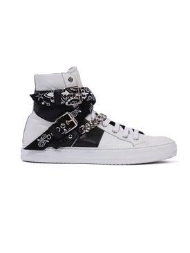 Amiri - Sunset Bandana Sneakers - Men