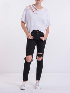 Amiri - Thrasher Jeans - Women