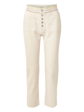 The Blanca denim pants