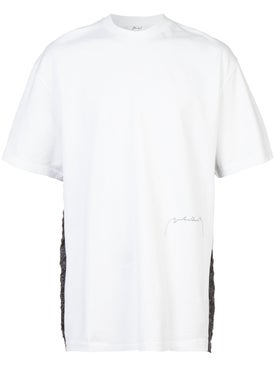 Julien David - Side Stripe T-shirt - Men