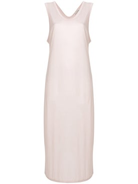 Acne Studios - U-neck Dress Pink - Women