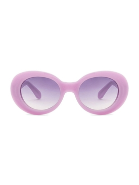purple Mustang Sunglasses