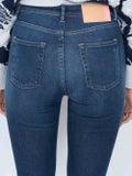 Acne Studios - Dark Blue Jeans - Women