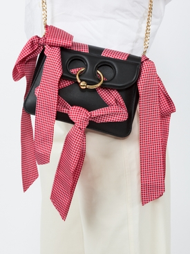 Mini Pierce Ribbons Crossbody Bag