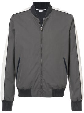 Stella Mccartney - Two-tone Zipped Bomber Jacket - Men