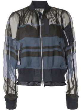 Sacai - Double Layer Jacket - Women