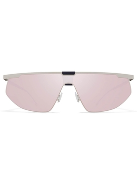 Bernhard Willhelm x Mykita Paris pink sunglasses
