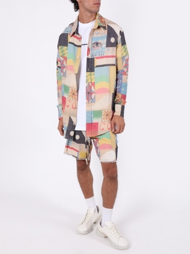 Boomslang button-up