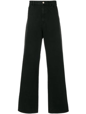Raf Simons - Wide Leg Jeans - Men
