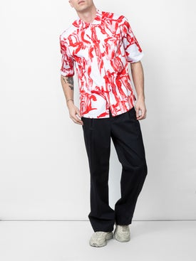Raf Simons - Raf Simons X Joy Division Drop-crotch Tailored Trousers - Men