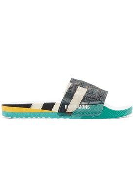 Adidas By Raf Simons - Adidas X Raf Simons Samba Adilette Slides - Men