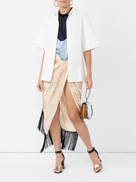 Sacai - Camisole Layer Blouse - Women