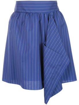 Maison Rabih Kayrouz - Pinstriped Skirt - Women