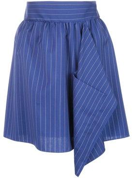 Maison Rabih Kayrouz - Pinstriped Skirt - Women