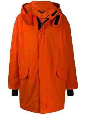 Raf Simons X Templa ski jacket RED