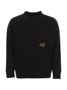 Illusion logo sweater