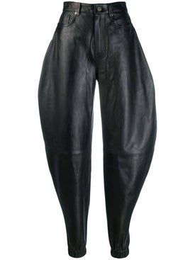 Attico - Jodhpur Trousers Black - Women