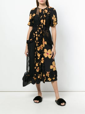 Simone Rocha - Turbo Trim Dress - Women