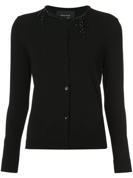 Simone Rocha - Embellished Neck Cardigan - Women