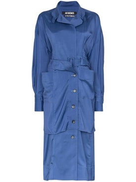 Jacquemus - La Robe Seya Shirt Dress - Women