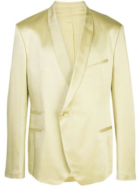 Haider Ackermann - Asymmetric Button Blazer - Men