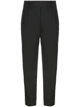 Haider Ackermann - Racer Stripe Classic Trousers - Women