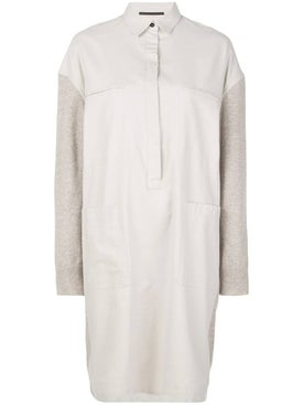 Haider Ackermann - Contrast Utility Dress - Women
