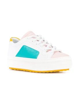 Pierre Hardy - Colourblock Lace-up Sneakers - Women