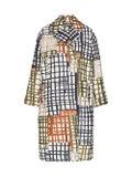 Jacquemus - Le Manteau Carreaux Multicolored Coat - Women