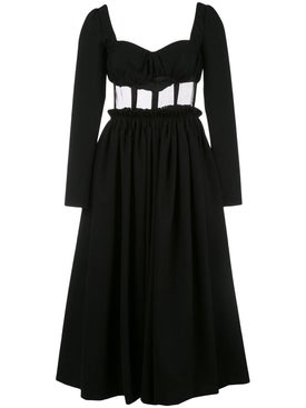 Rosie Assoulin - Sheer Corset Dress - Women