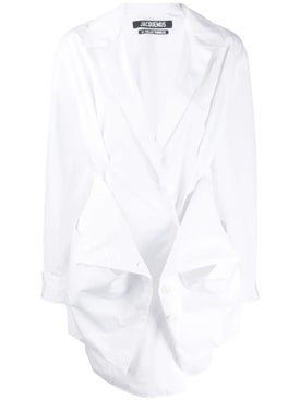 Jacquemus - La Robe Murano White Dress - Women