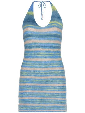 Jacquemus - Multicolored Halter Dress - Women