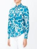 La Doublej - Voile Shirt Blue - Women
