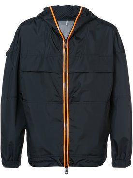Moncler - Logo Panel Lightweight Jacket - Men