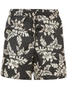 hibiscus shorts