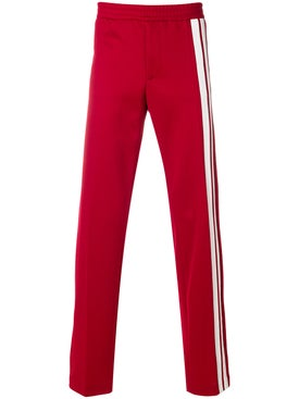 Valentino - Side Stripe Track Pants - Men