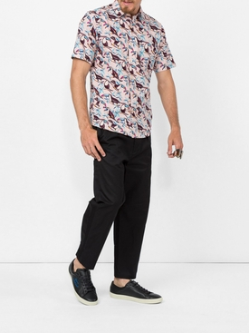 VLTN Cargo pants BLACK