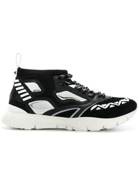 Heroes sneakers BLACK