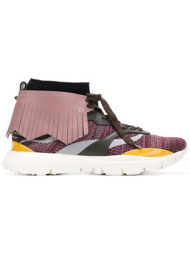 Valentino Garavani - Heroes Tribe Sneakers Multicolor - Men