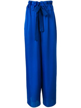 Maison Rabih Kayrouz - High-waist Flared Trousers - Women