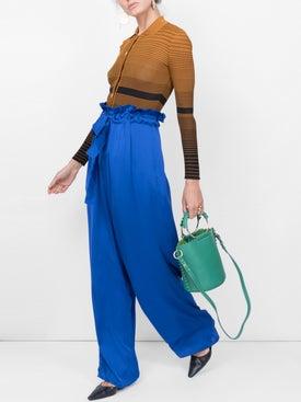 Maison Rabih Kayrouz - High-waist Flared Trousers - Women