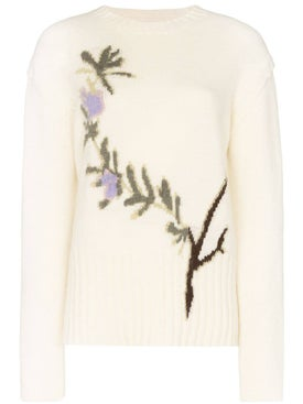 Jacquemus - Rosemary Floral-intarsia Sweater - Men