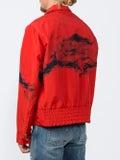 Neil Barrett - Abstract Print Jacket - Short