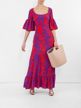 Elena dress RED