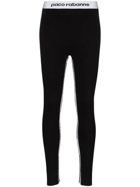 Classic Active Leggings Black and White